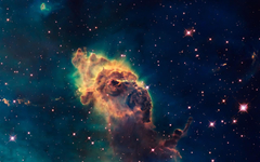 Hipster Galaxy Wallpapers