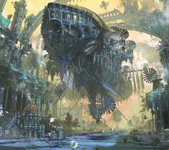 Fantasy City Wallpapers 8