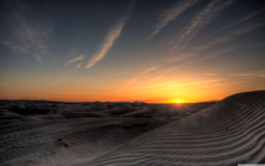 Little Sahara Sunset HD desktop wallpapers High Definition