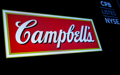 Campbell Soup CEO quits company cuts forecast to review portfolio