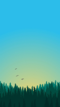 34 Minimalist Wallpapers in QHD Quality