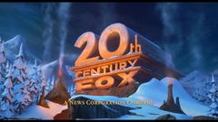 wallpapers 20th century fox Film logo snow desktop