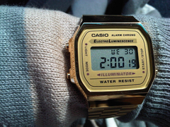 HD wallpapers Classic Casio Gold WatchWatch Wallpapers