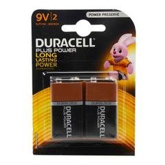 Duracell 9v Plus Power Batteries