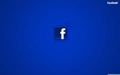 Facebook Blue 4K HD Desktop Wallpapers for 4K Ultra HD TV Tablet