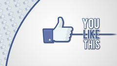 Facebook like a boss wallpapers