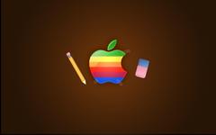 Retro Apple wallpapers