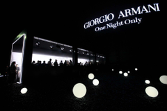 Giorgio Armani clothing sale wallpapers and image
