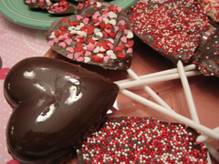 Valentine day chocolate HD wallpapers