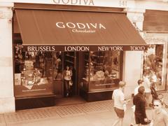 File Godiva Chocolatier Regent Street London 22 June 2014 jpg