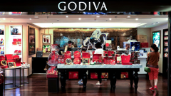 Godiva indulges global coffee craving with café rollout