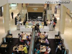 Slee s Wonderland Godiva cafe