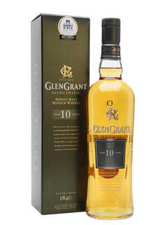 Glen Grant 10 Year Old Scotch Whisky The Whisky Exchange