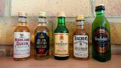 Whiskey Bottles 4K UltraHD Wallpapers