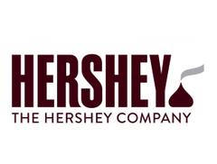 The new logo of Hershey