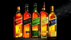 Johnnie Walker Logo Transparent Wallpapers