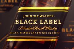 Whisky Johnny Walker Black Label Scotch Brand Wallpapers HD