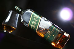 Review Johnnie Walker Green Label Scotch