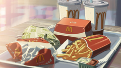 Anime Mcdonalds HD Wallpapers