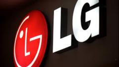 Vintage LG Logo 4K Wallpapers