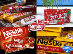 Nestle sees emerging markets lift sales growth