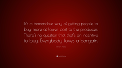 Marion Nestle Quote It s a tremendous way of getting people to buy