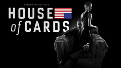 House of Cards Netflix Promo Poster