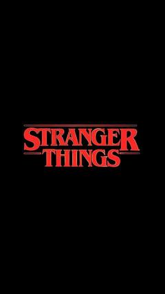 Wallpapers para celular da Série Stranger Things do Netflix