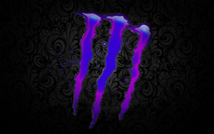 Logos For Purple Monster Energy Logo