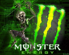 Kawasaki Logo Monster Of Energy Wallpapers Wallpapers
