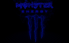 Blue Monster Energy Drink Wallpapers HD Resolution Brands