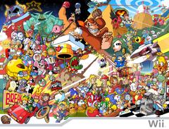 Wallpaper Papier peint fond d de jeux pour consoles