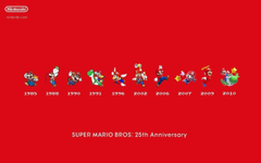 Celebrate Mario Wallpapers