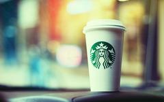 Starbucks Cup Mood Bokeh HD Wallpapers