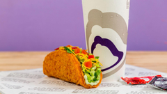 Taco Bell selling fried chicken taco shells nationwide