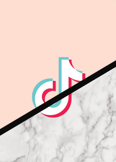 Pink marble tiktok Wallpapers by Aksuxx