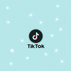 tiktok app icon backgrounds Image by wallpapers