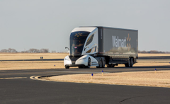 Walmart and Peterbilt Have Created the Wild