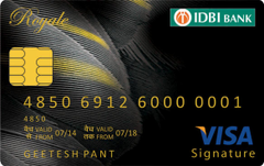 IDBI BANK VISA CREDIT CARD Photos Image and Wallpapers