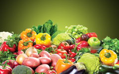 Fresh fruits and vegetable HD wallpapers