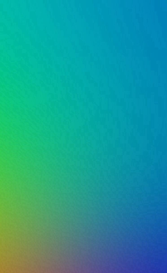 Color Rainbow Gradation Blur iPhone 4s Wallpapers