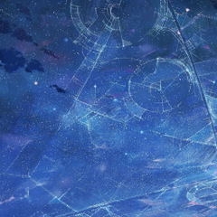 Constellations iPad Air Wallpapers