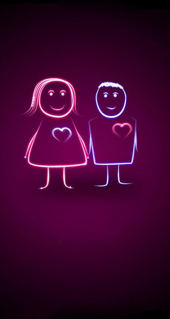 Cute Couple Wallpapers For Iphone Clip Art