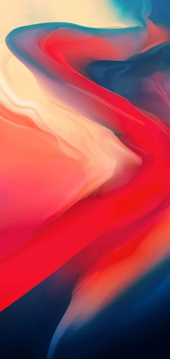 OnePlus 6 Red Edition Stock Wallpapers 4K