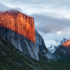 the New El Capitan Wallpapers for OS X and iOS