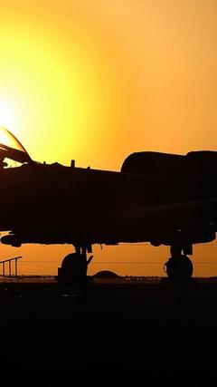 Fairchild Fairchild republic a10 thunderbolt ii Thunderbolt Aircraft