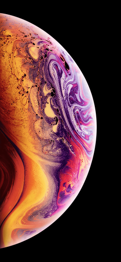 the wallpapers from the leaked iPhone XS image right here