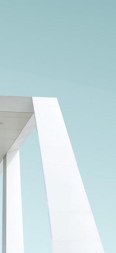 HDiPhoneWalls vx94 simple architecture blue hazy design backgrounds