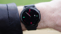 Samsung Galaxy Watch Active review great hardware let down by