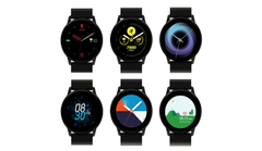 Leak Shows Samsung s Galaxy Watch Active Features New UI Watch